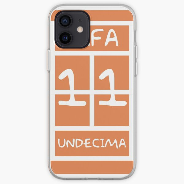Rafael Nadal - Hommage à Undecima Roland Garros 2018 Coque souple iPhone