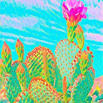 Desert Dream by ArtistKAO