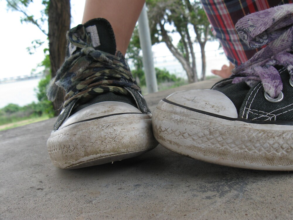 Converse All Star by JaceyBug9