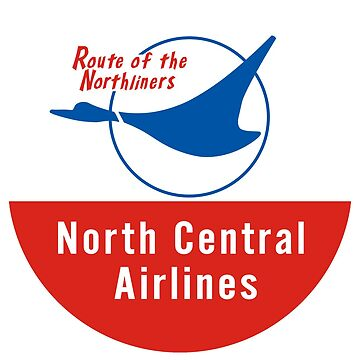 North Central Airlines by Bloxworth