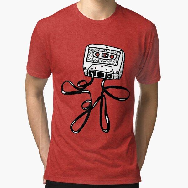 Cassette Boy Tri-blend T-Shirt
