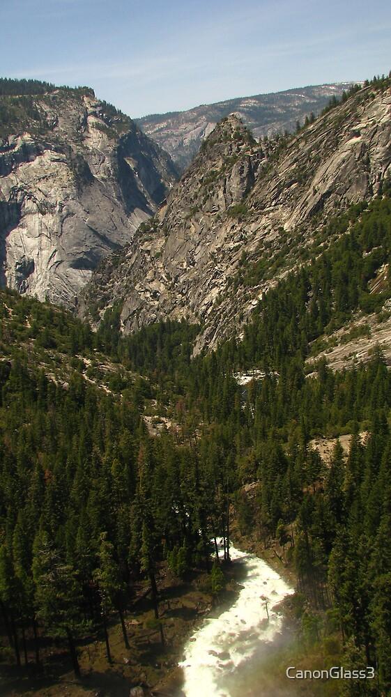 Yosemite Wonders by CanonGlass3