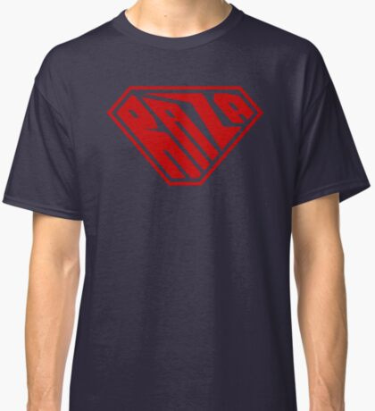 Raza SuperEmpowered (Red) Classic T-Shirt