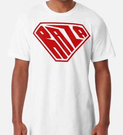 Raza SuperEmpowered (Red) Long T-Shirt