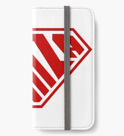 Raza SuperEmpowered (Red) iPhone Wallet