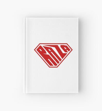 Raza SuperEmpowered (Red) Hardcover Journal