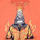 Volcano Joe by strangethingsA