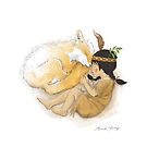 Catori Sleeps Like a Fox by Amanda Francey
