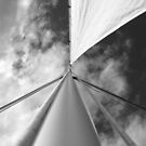 Under Sail I by Jon  Johnson
