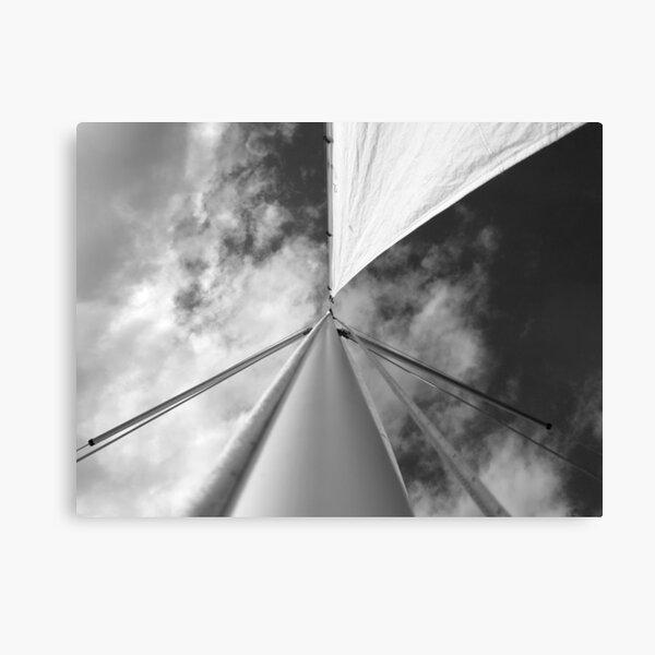 Under Sail I Canvas Print