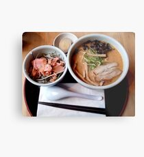 || japanese food ||  Metal Print