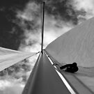 Under Sail II by Jon  Johnson
