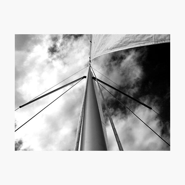 Under Sail III Photographic Print