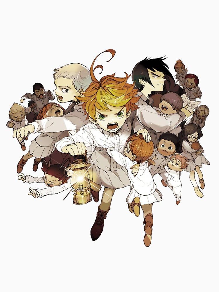 The Promised Neverland by katelin1