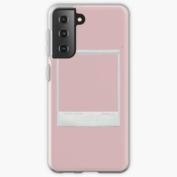 Polaroid Frame Samsung Galaxy Soft Case