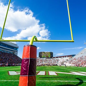 Lane Stadium by ethancandy