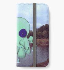 Real Plushies: Cthulhu Lake iPhone Wallet/Case/Skin