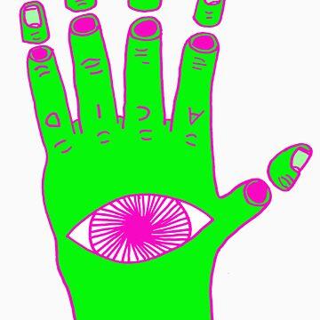 acid hand by bezoomy
