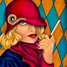 Mystery Confidant by Alma Lee