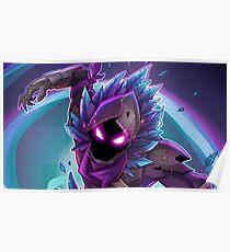 Raven Fortnite Poster