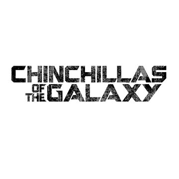 Chinchillas of the Galaxy by McBethAllen