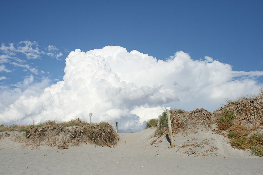 Clouds on Show by Paula Bone