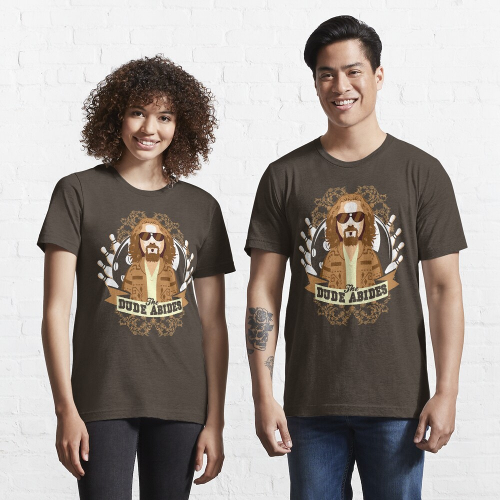The Dude Abides Essential T-Shirt