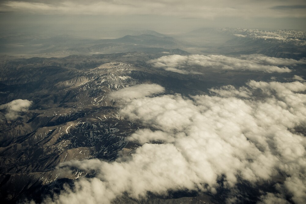 Somewhere Over Tahoe by Rachel Blumenthal