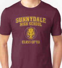 Sunnydale High School Class of '93 Unisex T-Shirt