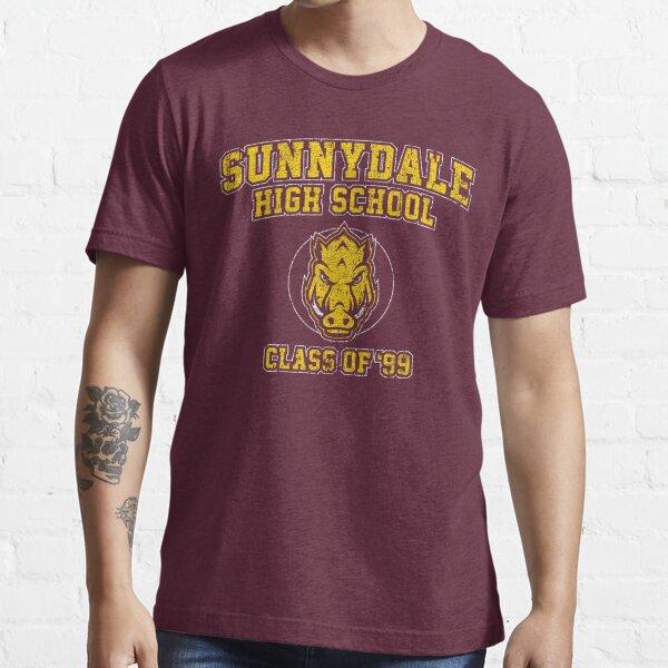 Classe de lycée Sunnydale de '99 T-shirt essentiel