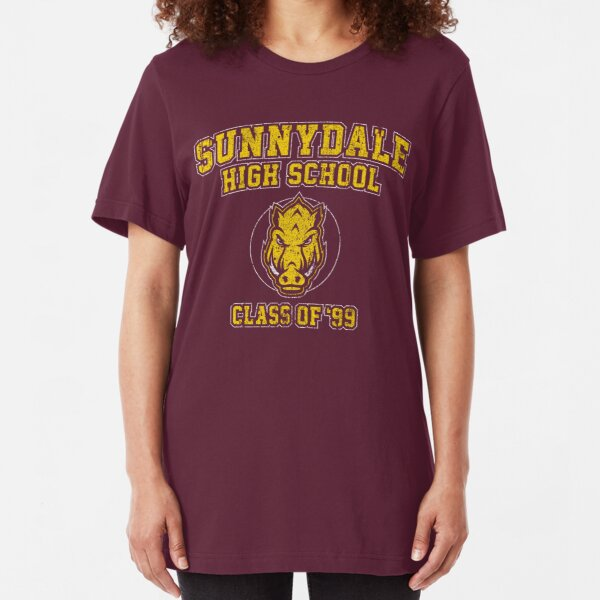 Sunnydale High School Class of '99 Slim Fit T-Shirt