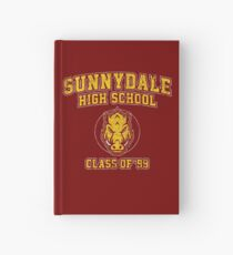 Sunnydale High School Class of '99 Hardcover Journal