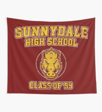 Sunnydale High School Class of '99 Wall Tapestry