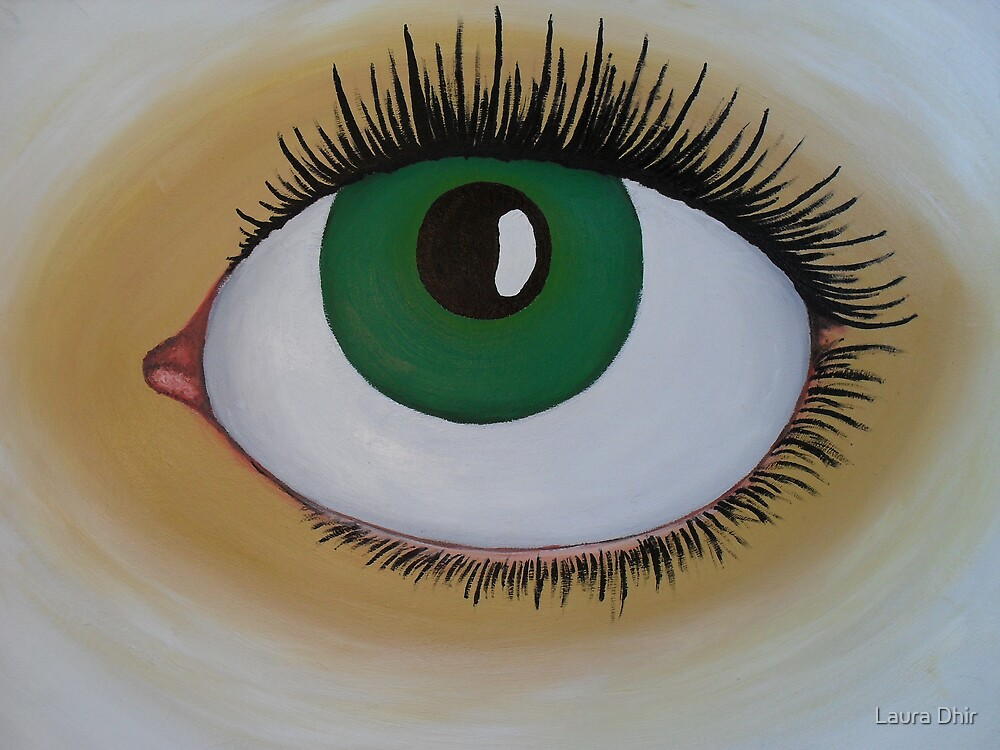 The Eye Of God by Laura Dhir