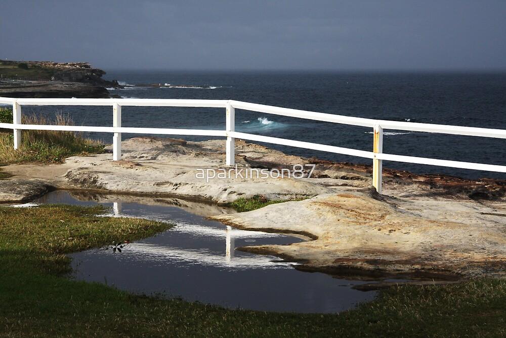 Coogee Cliffs by aparkinson87