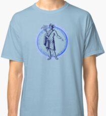 Hermes - Blue Classic T-Shirt