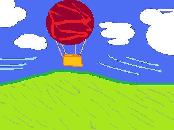 Air Balloon by monica98