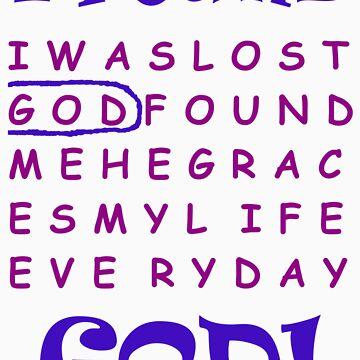 I FOUND GOD by ankie