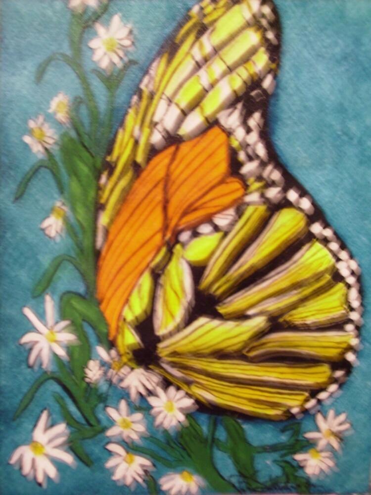 butterfly by karen salley-rice