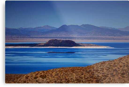 Mono Lake Blues by Susan Gary