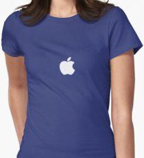 Apple-Kleidung Tailliertes T-Shirt