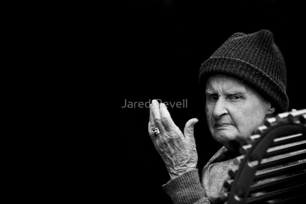 Weary by Jared Revell