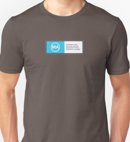 For mature audiences only... T-Shirt