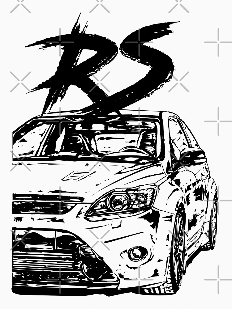 Focus 2 RS & quot; Dirty Style & quot; by glstkrrn