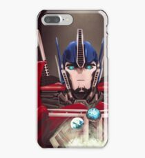 Optimus Prime w/ Earth and Cybertron iPhone 7 Plus Case