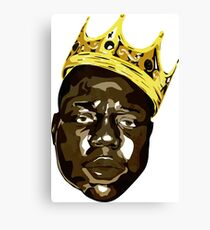 Notorious B.I.G. Canvas Print