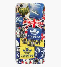 Chelsea F C Multiple Stickers T Shirts etc. The Shed KTBFFH iPhone Case