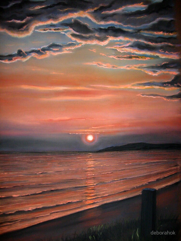 Maharees Sunset by deborahok
