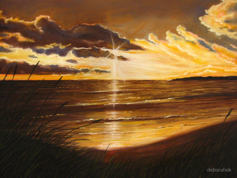 Maharees Sunset 2 by deborahok