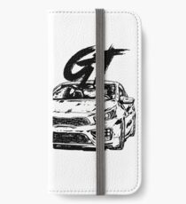 Ceed GT & quot; Dirty Style & quot; iPhone Wallet/Case/Skin